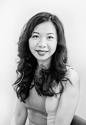 Helen Ng, Sales and Design Executive