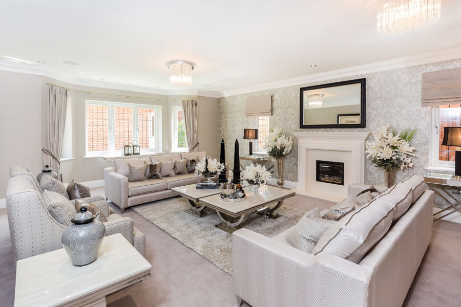 show home interior design. As well as delivering a stunning show home that will help drive sales  we ensure all our work comes in on pre agreed budget so there are no Show Homes