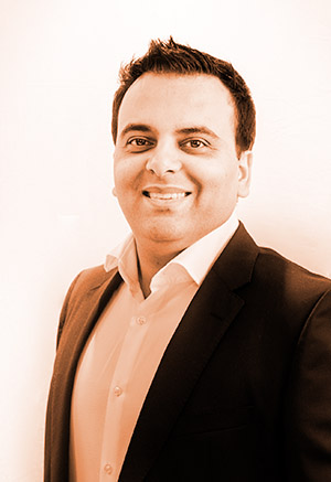 Vish Mehta, Group Director and co-Owner